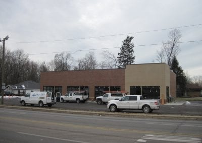Storefront - New Construction