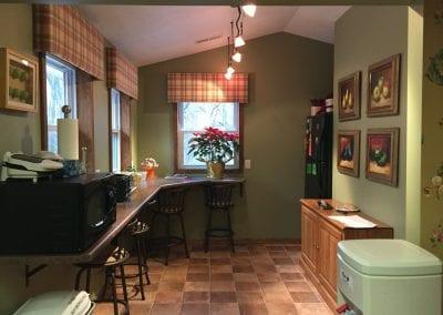 Bert Hybels, Inc. Dining Area - Kalamazoo, MI