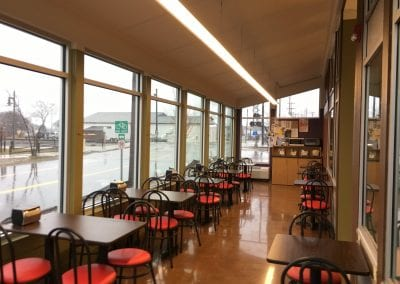 People's Food Co-op Dining Addition - Miller Davis acting as General Contractor