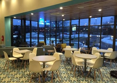 Water Street Cafe Dining Area - Portage, MI