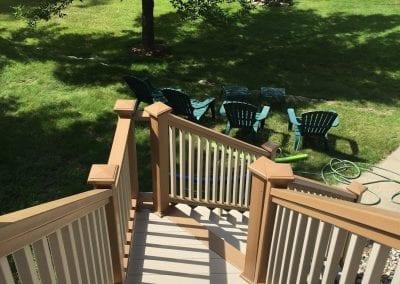 Delton, MI - Composite Stairs