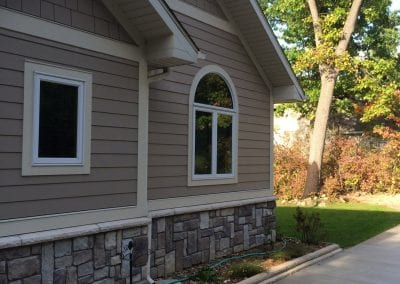 Fibercement Siding & Stone