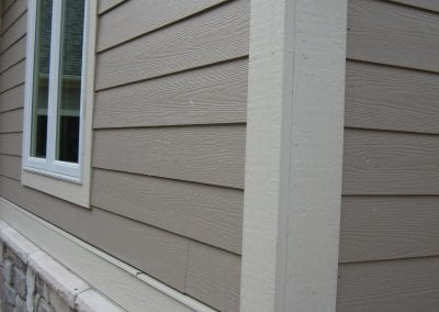 Fibercement Siding
