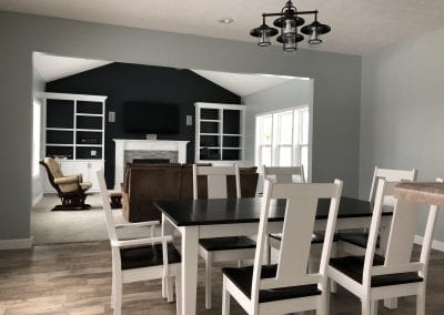 Kalamazoo, MI - Living & Dining Room Addition