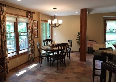 Portage, MI - Dining Room Extension
