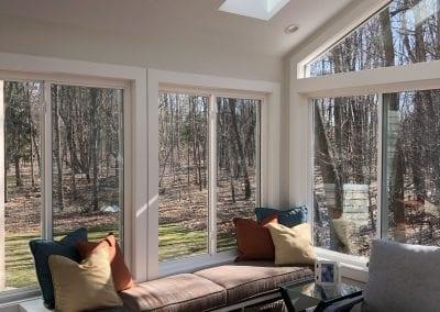 Richland, MI - Skylights in New Sunroom