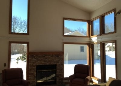 Portage, MI - New Construction Style Window Replacement